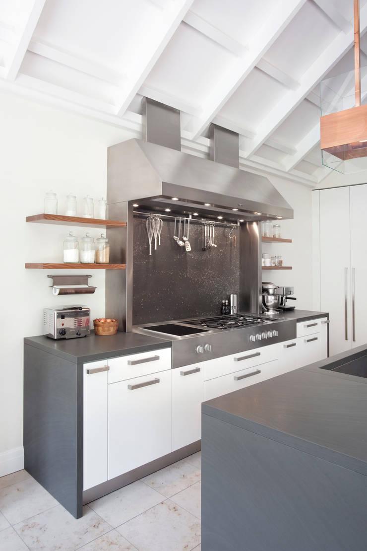 Küchenarbeitsplatte aus Quirrenbach Grauwacke - Eleganz eines ...