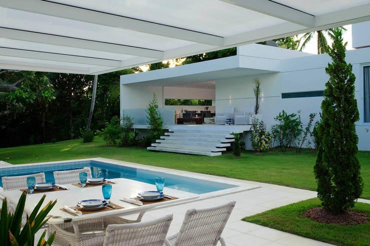 Homify 360 Casa Moderna Na Capital Baiana