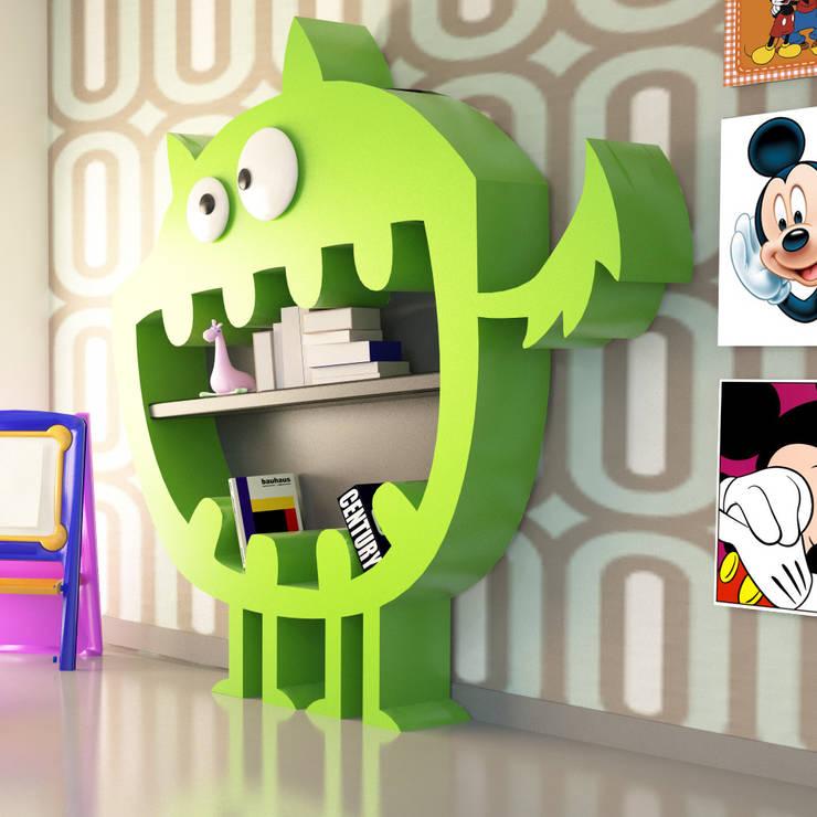 Come decorare le camerette dei bambini for Decorare una stanza per bambini