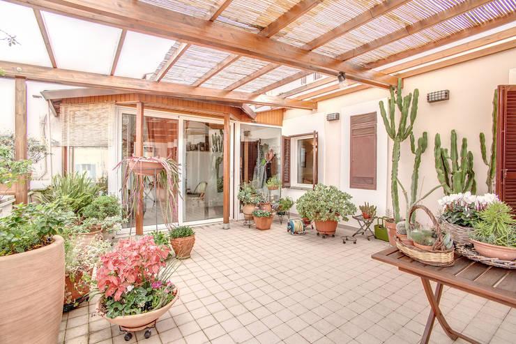 16 idee per la veranda e il terrazzo - Veranda terrazzo ...