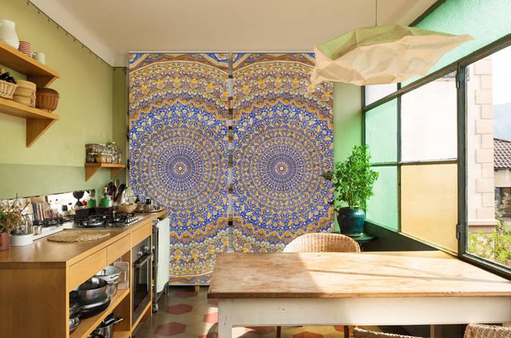 offene k che abtrennen raumteiler f r mehr struktur. Black Bedroom Furniture Sets. Home Design Ideas