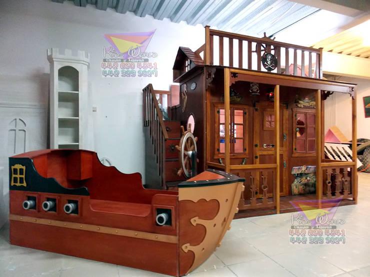 Camas y muebles para ni os de camas y literas infantiles for Camas literas infantiles