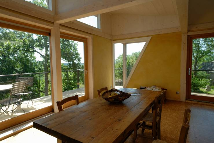 maison cologique de jos bov par eco designer homify. Black Bedroom Furniture Sets. Home Design Ideas