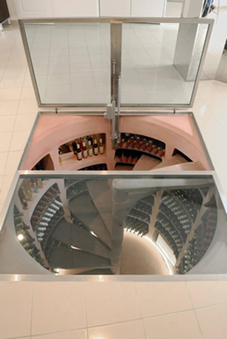 helicave wijnkelder ondergronds proeverijtje door van dijk maasland homify. Black Bedroom Furniture Sets. Home Design Ideas