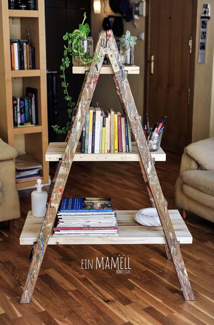 Escalera de pintor vintage de ein mam ll homify for Escalera pintor