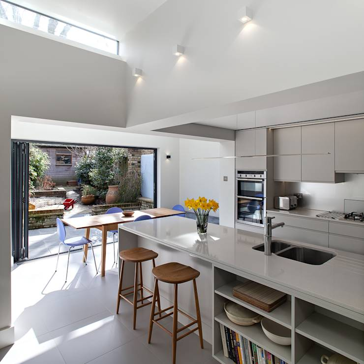 A London Town House Extension