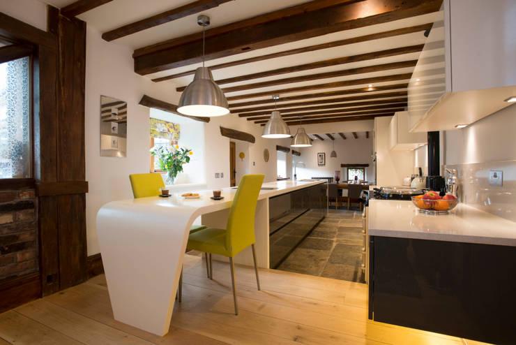 27 ideas para tener una cocina blanca espectacular for Wohndesign sera