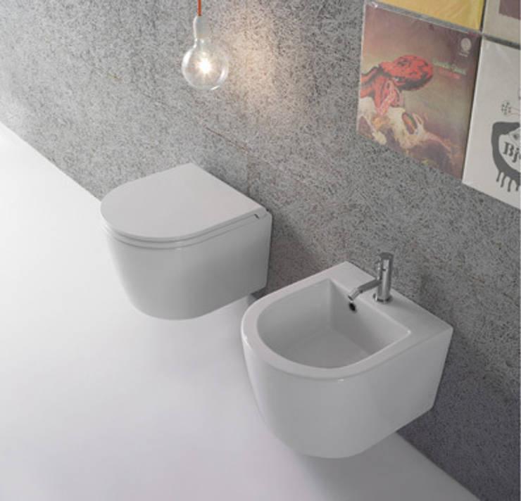 Sanitari bagno piccoli di bagno chic homify - Sanitari bagno piccoli ...