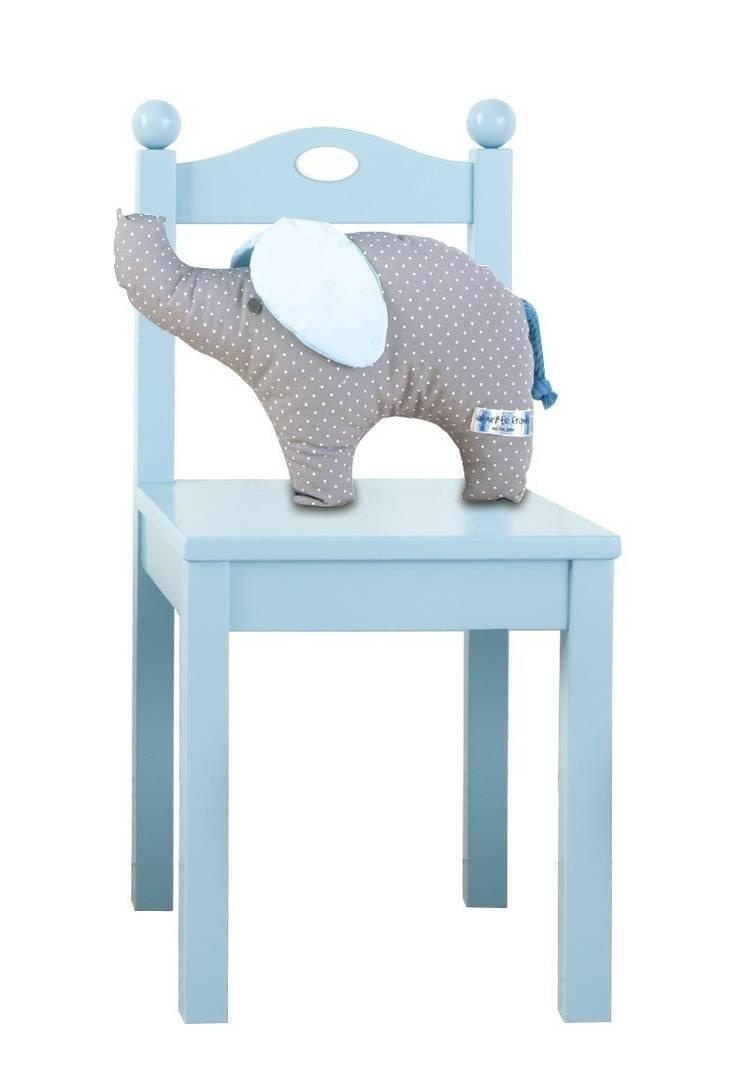 Elefanten babyzimmer kinderzimmer von annette frank gmbh - Babyzimmer elefant ...