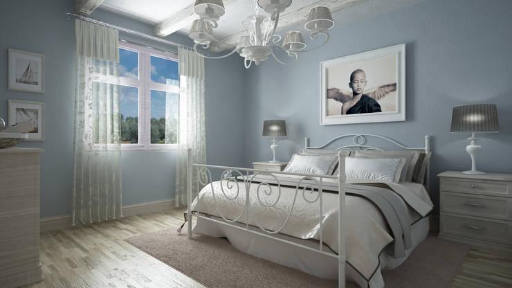10 splendidi letti matrimoniali in ferro battuto per la camera for Camera letto ferro battuto