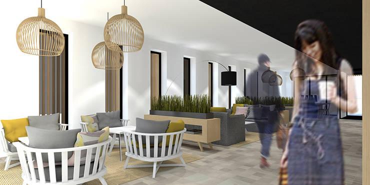 h tel spa brest par trace associes architecture homify. Black Bedroom Furniture Sets. Home Design Ideas