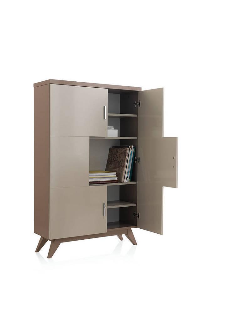 Muebles de recibidor de homify for Mueble recibidor moderno