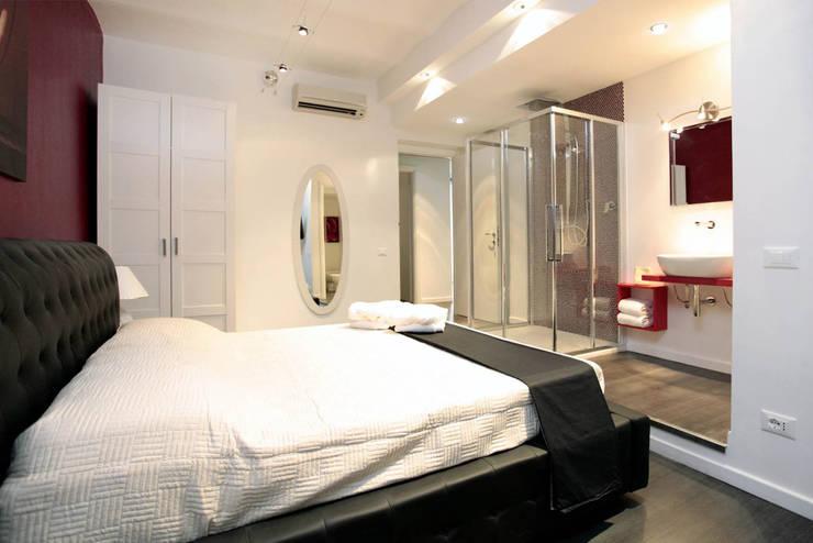 5 camere da letto favolose con bagno annesso for Camere da letto arredate da architetti