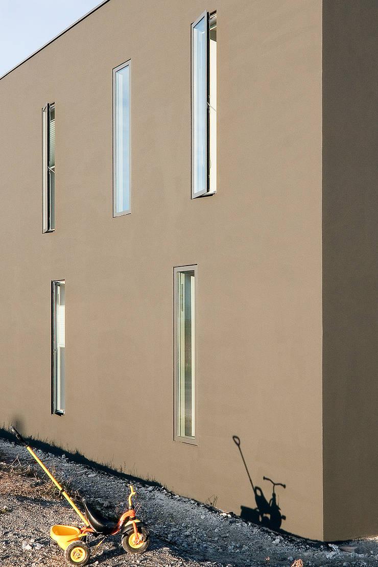 Haus 9 74 x 9 74 von f m b architekten binder mayer homify - Fmb architekten ...