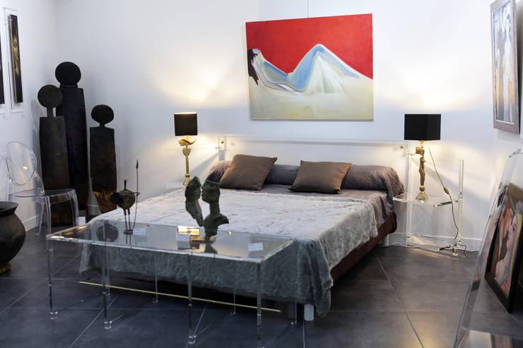 6 idee fai da te per un letto da sogno - Struttura letto fai da te ...