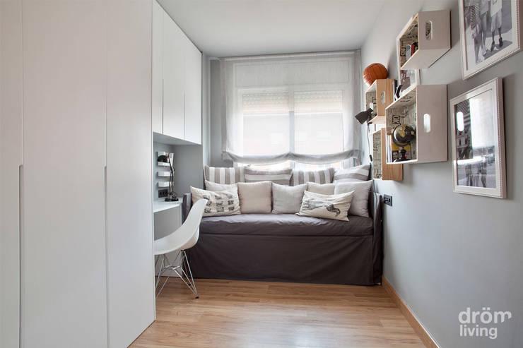 translation missing: eg.style.غرفة-الاطفال.scandinavian غرفة الاطفال تنفيذ Dröm Living