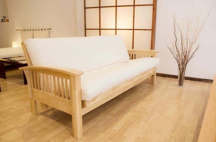 Um sof cama a solu o for Imagenes de futones