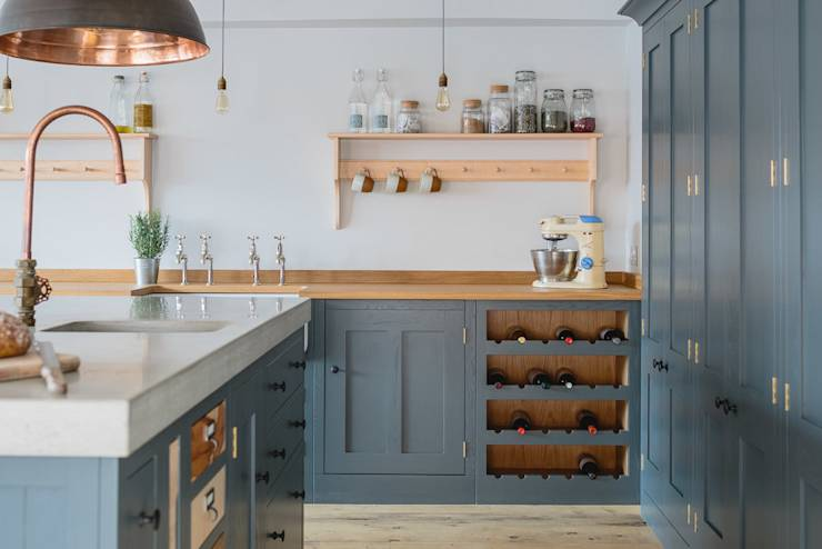 5 stylish kitchenettes