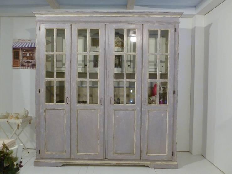 Cucine per piccoli spazi di la bottega del falegname homify - Cucine per ambienti piccoli ...
