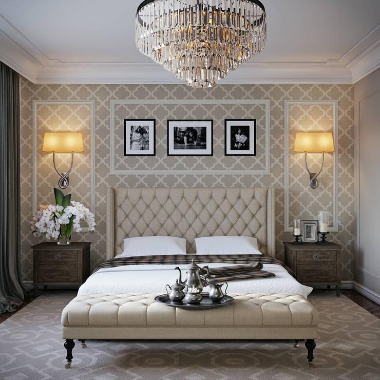 Slaapkamer Inrichten Klassiek: Slaapkamer voorbeelden. Interieur ...