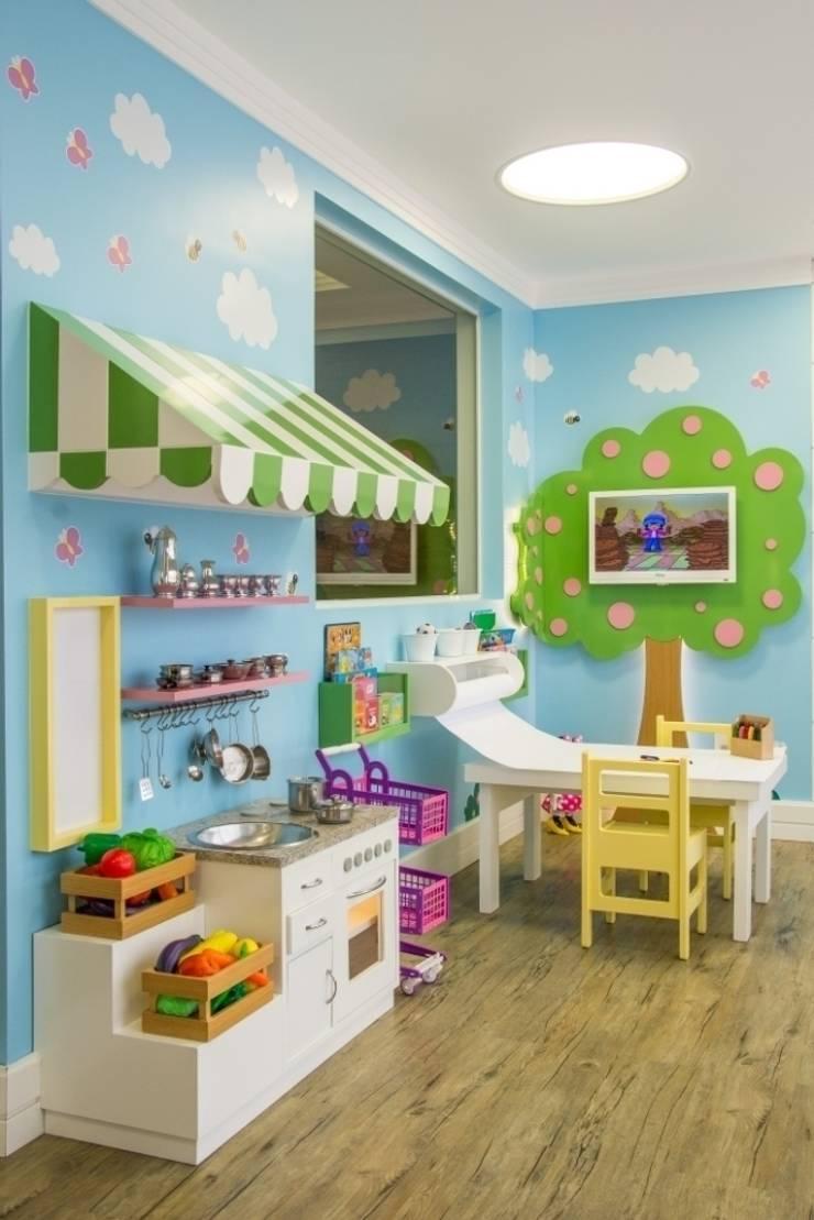 Sala De Tv E Brinquedoteca ~ Brinquedoteca dos Sonhos – Sala de Estar Infantil Quarto infantil