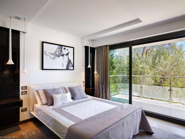 Paarse slaapkamers, luxueus en verfrissend!