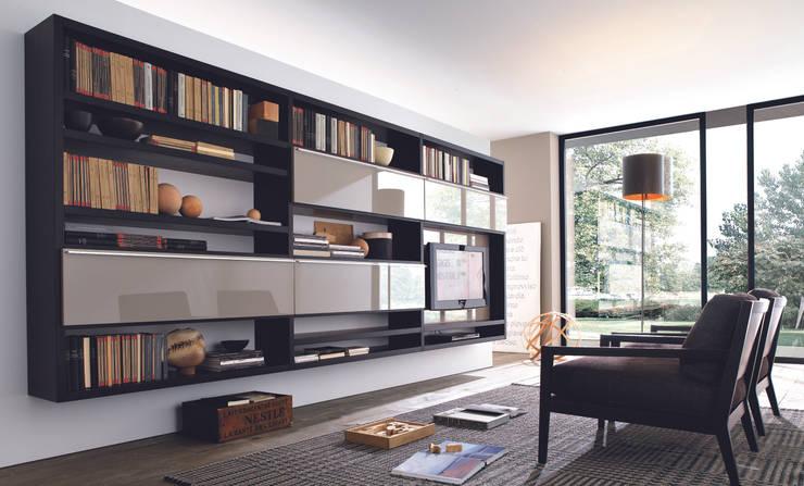 modern Living room by Lamco Design LTD