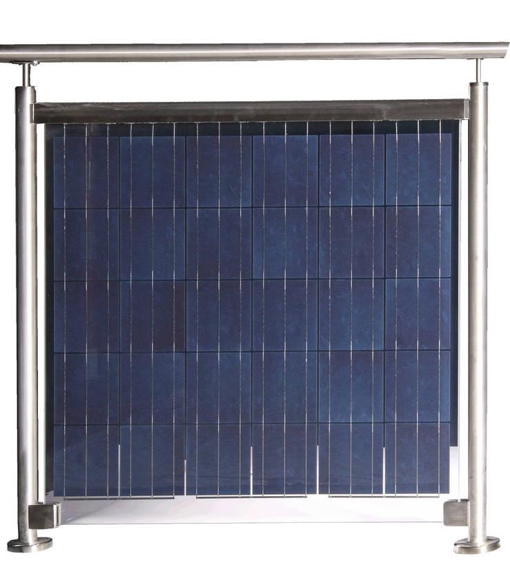 photovoltaik balkon von asola technologies gmbh homify. Black Bedroom Furniture Sets. Home Design Ideas