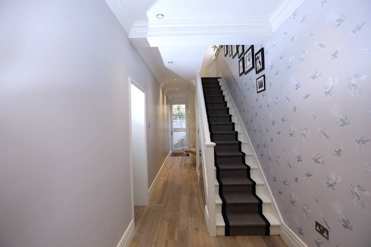 Subway Tiles Classic Way To Inject An Urban Look Into Your Home: Inspiration For Stair Carpets
