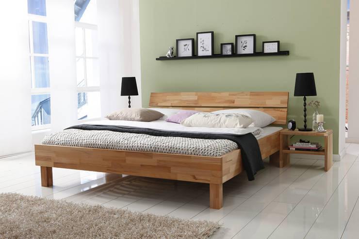 rec maras de hoy 10 dise os con cabeceras de madera. Black Bedroom Furniture Sets. Home Design Ideas