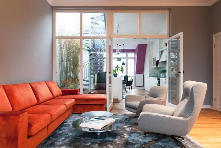 maisonette wohnung in potsdam. Black Bedroom Furniture Sets. Home Design Ideas