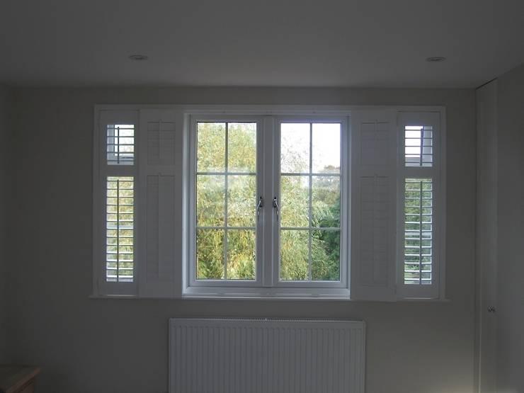 Solide e versatili le finestre in pvc - Finestre saliscendi in pvc ...