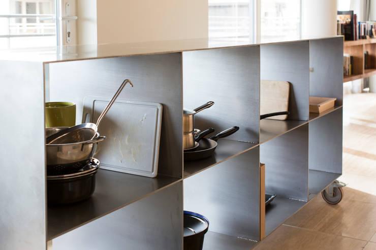 Handige opbergers voor de keuken - Outs studio keuken ...