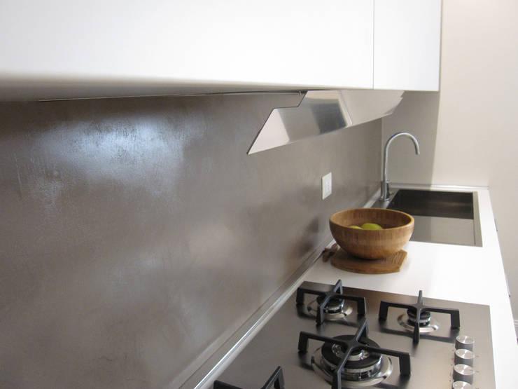 Il rivestimento per cucina a prova di chef - Rivestimento cucina vetro ...