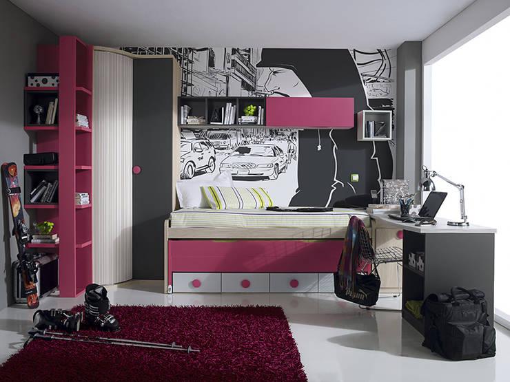 Muestrario de muebles para el hogar de muebles sarria homify for Catalogo muebles sarria