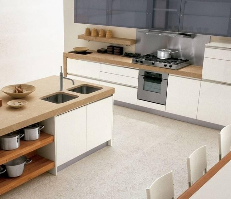 Muestrario de muebles para el hogar de muebles sarria homify for Muestrario cocinas