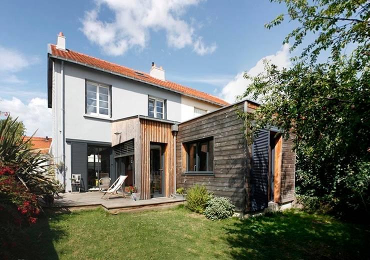 10 extensions pour maisons incroyables for Budget extension maison