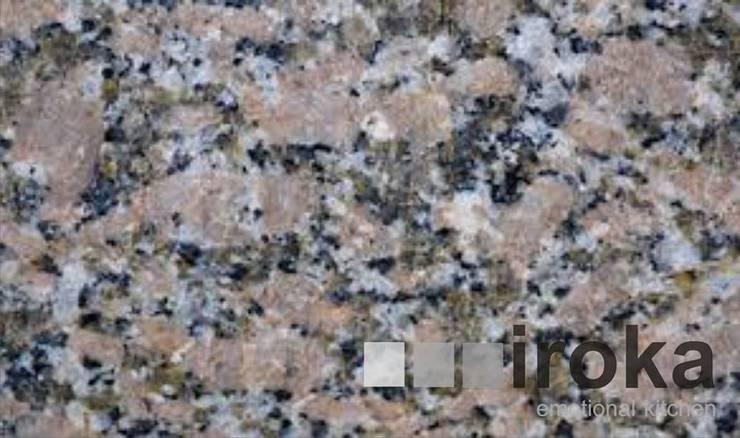Mesadas de granito durabilidad y dise o for Granito natural rosa del salto