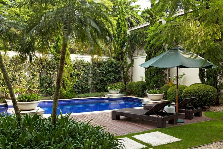 Casa jardim europa por csda arquitetura e interiores homify for Casa moderno kl