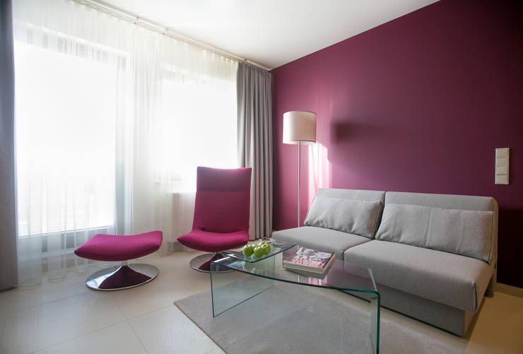 12 fantastiche idee per arredare con i colori per interni - Pintura de salones modernos ...