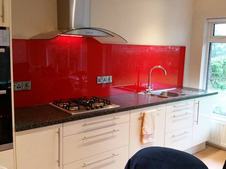 Le piastrelle per cucina moderne e utili - Alternativa piastrelle cucina ...