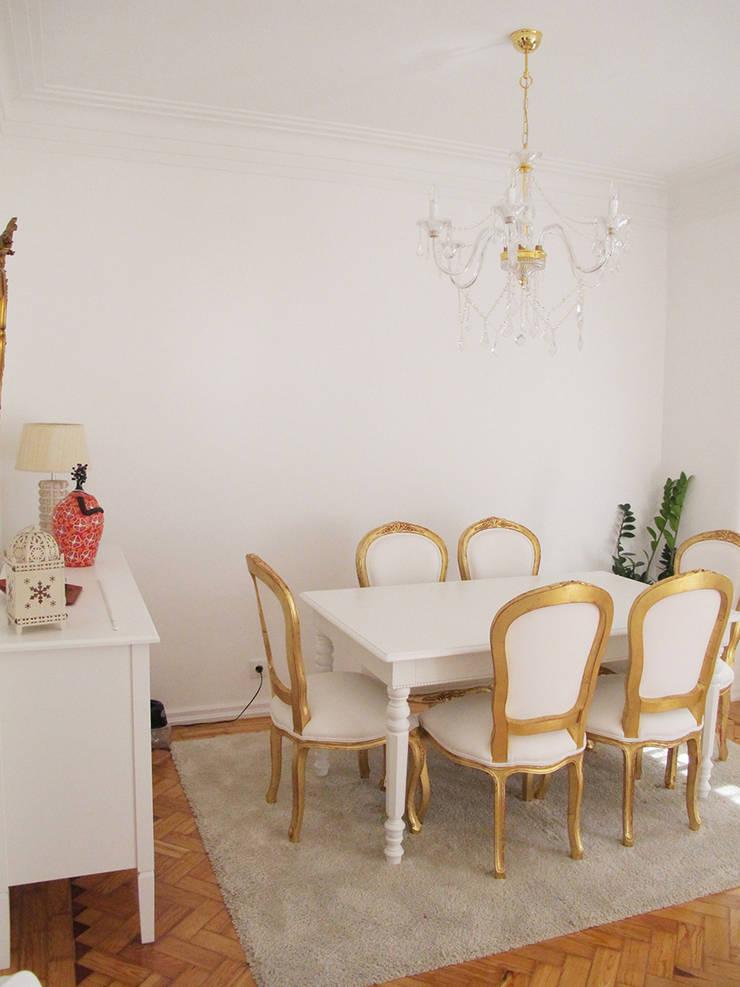 Apartamento Amoreiras Lisboa Por Catarina Batista