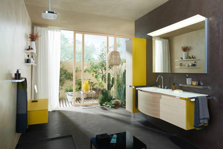 Tien prachtig verlichte badkamerkasten - Ruimte aubade ...
