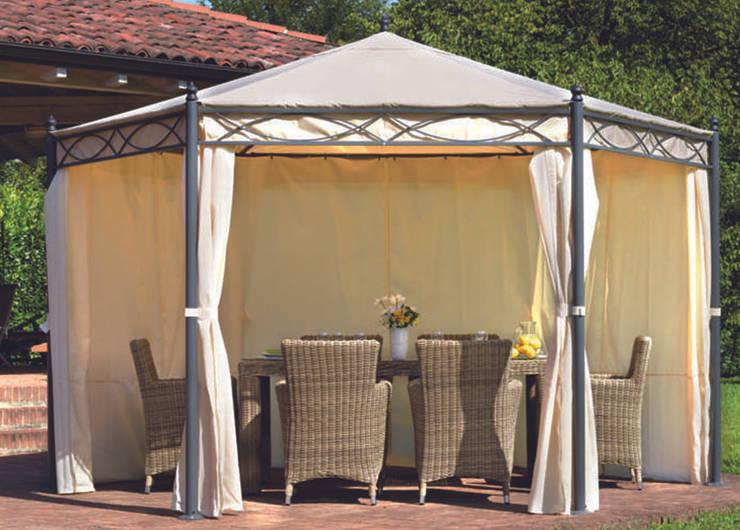 Le coperture per giardini e balconi prezzi e modelli - Prieel ijzer ...