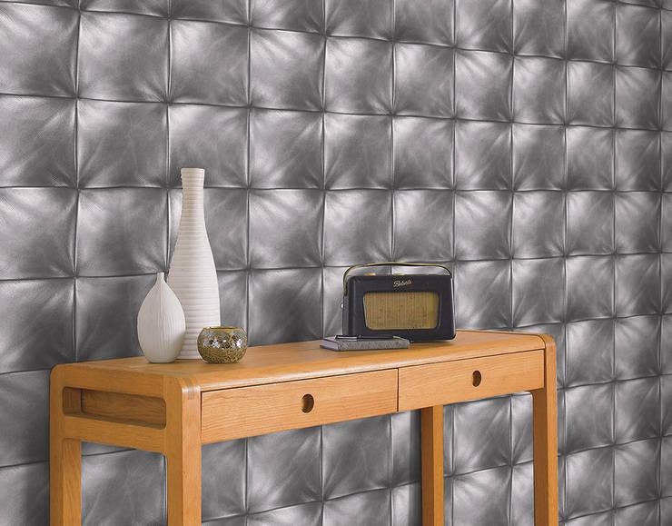 Ideas para pintar las paredes de gris - Disbar papeles pintados ...