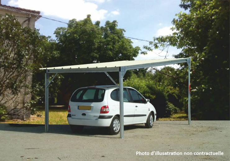 Le tettoie per auto funzionali ed ecologiche for Garage parc auto auxerre