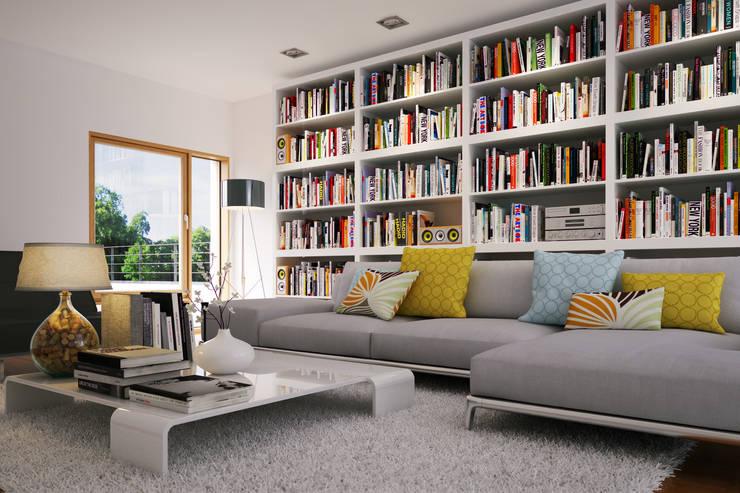 Dove mettere libri ed oggetti 6 soluzioni per la casa for Raccordo casa verticale