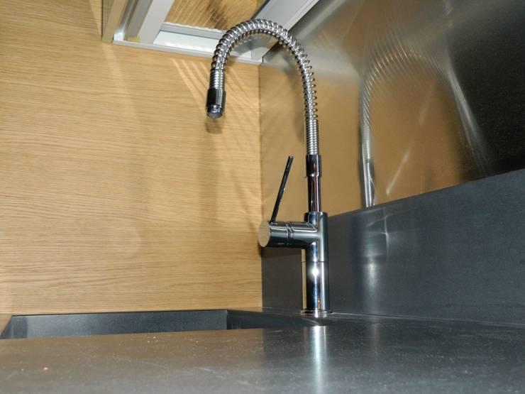 Miscelatori da cucina funzionalit e design al servizio for Raccordo casa contemporanea