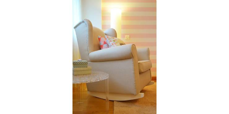 ideias de interiores decoracao de interiores lda:Papel de parede – as mais lindas ideias para o quarto do bebé