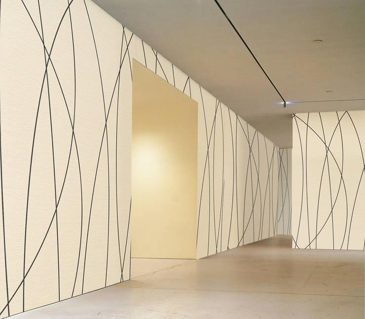 moderne akustik wandverkleidung tela design geometrisch